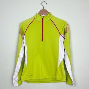 Saucony Running Quarter Zip Pullover Jacket size S